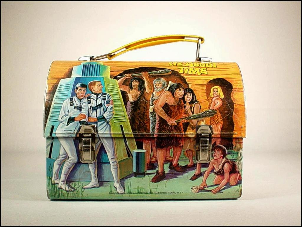 1960 S Classic Tv Show Lunch Box Collection 1960 S Vintage